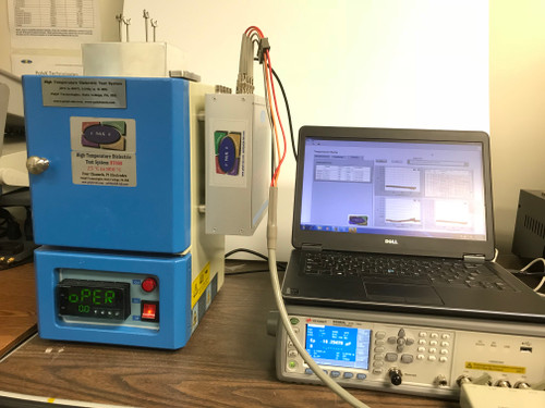 ASTM D150, Standard Test Methods for AC Loss Characteristics and Permittivity (Dielectric Constant) of Solid Electrical Insulation