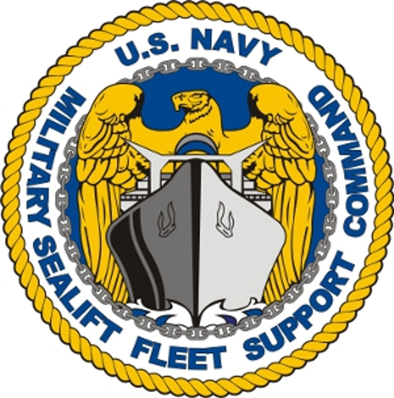 Navy 3rd Fleet Decal U.S Sticker