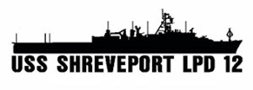 Uss Sperry Decal