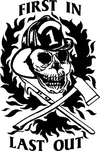 Die Cut Decals Jobs And Industry Decals Firefighter
