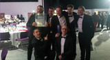Founder Chris Martin wins 'Young Business Personality of the Year'