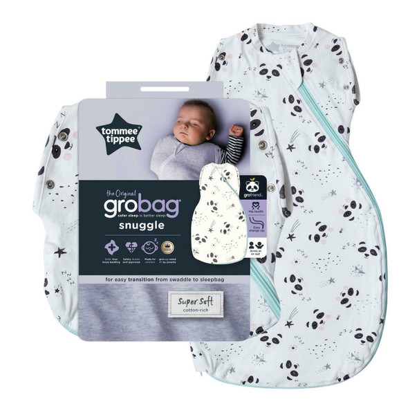 Tommee Tippee Grobag Newborn Snuggle Baby Sleep Bag, Little Pip - All Sizes/Ages