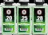 G&G Tracer BB's 0.20g (2700) - Green