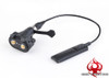 Night Evolution Remote Dual Switch Assembly for X-Series