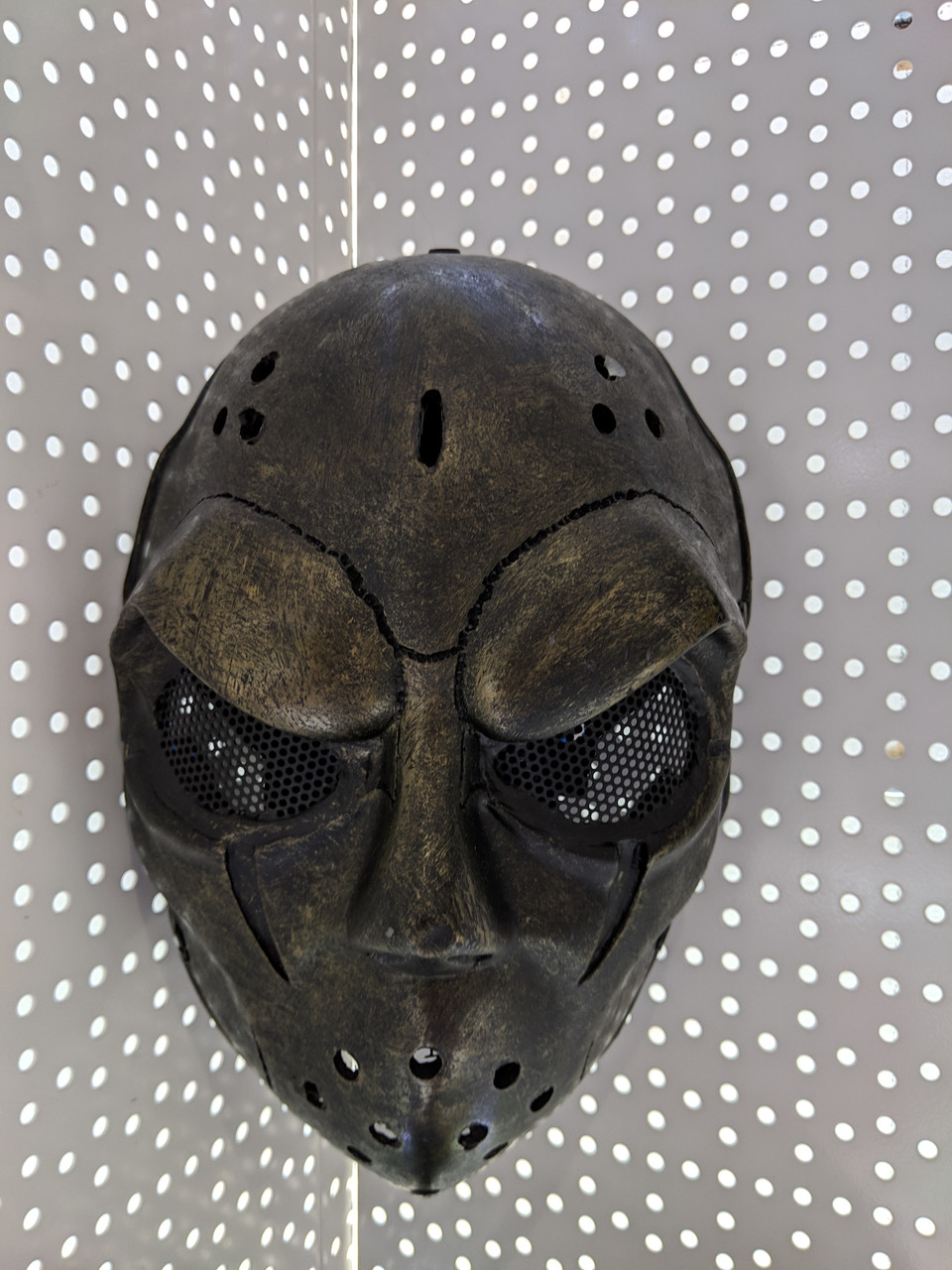 Baseball Horror Mask