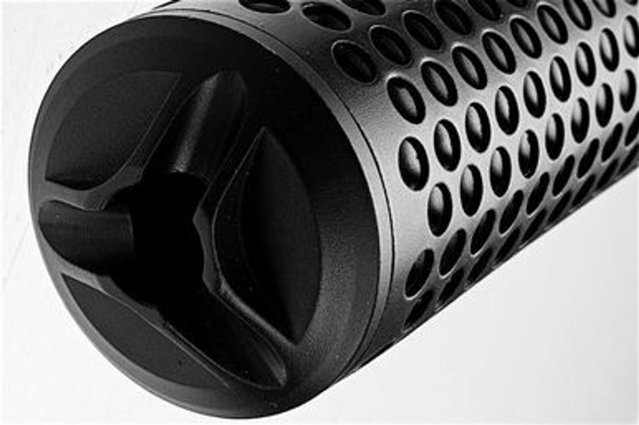 GK Tactical KAC QDC / CQB Suppressor (14mm CCW) - Black