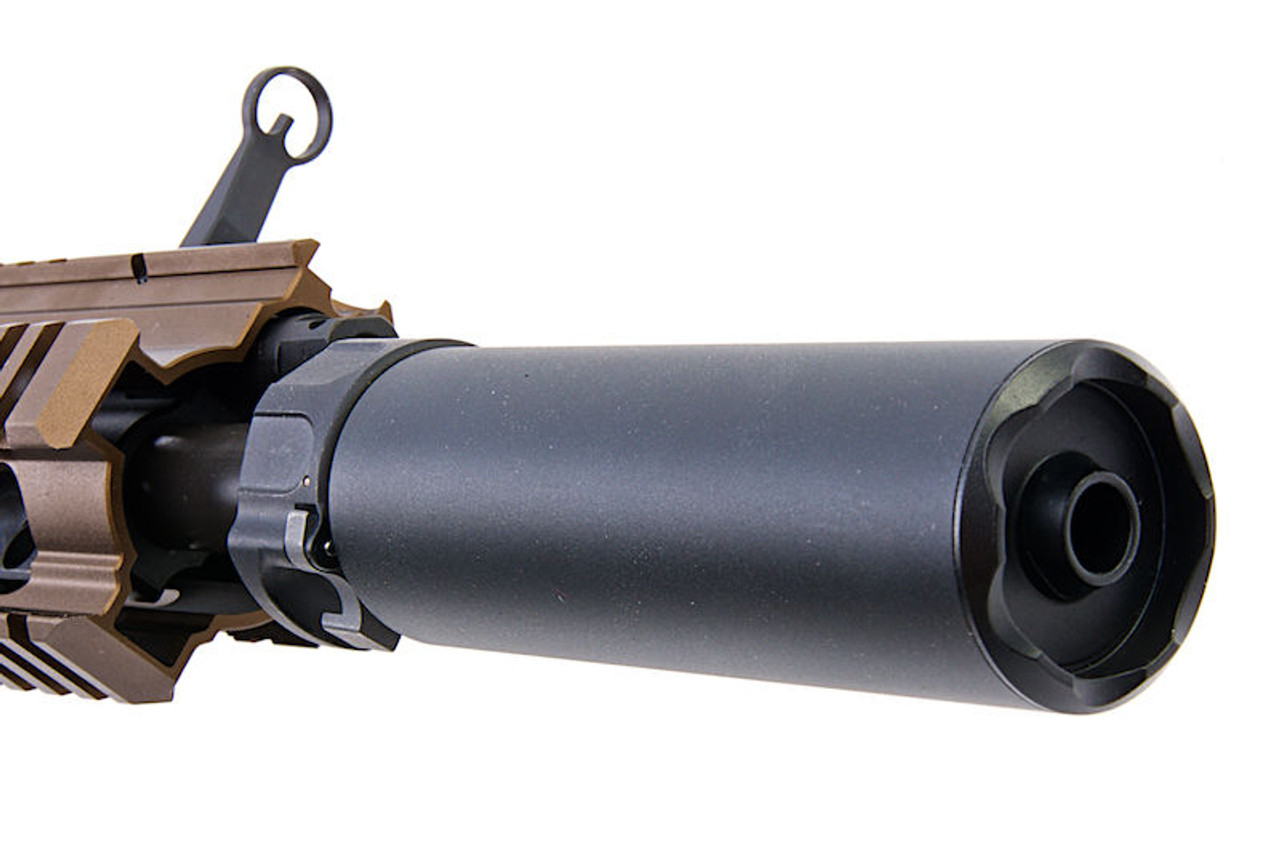 GK Tactical Socom 556  Suppressor - Black