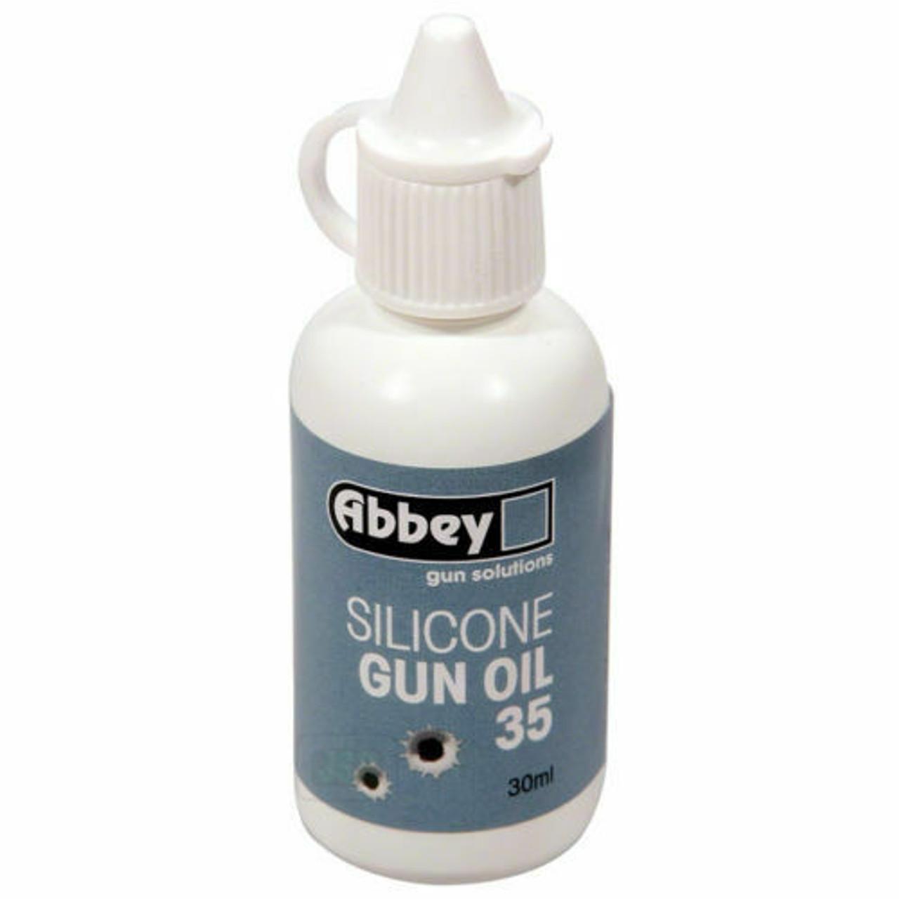 Abbey Silicone Dropper 30ml
