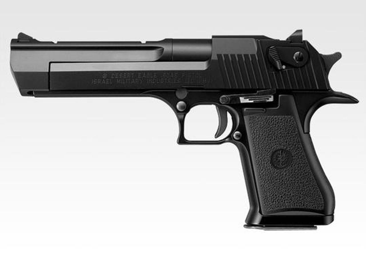 Tokyo Marui Desert Eagle .50AE GBB Pistol - Black