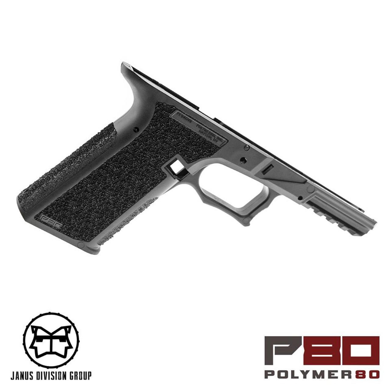 JDG P80  Frame for G17/18/22/34  Gen3 ( Umarex / Marui / WE ) - Black