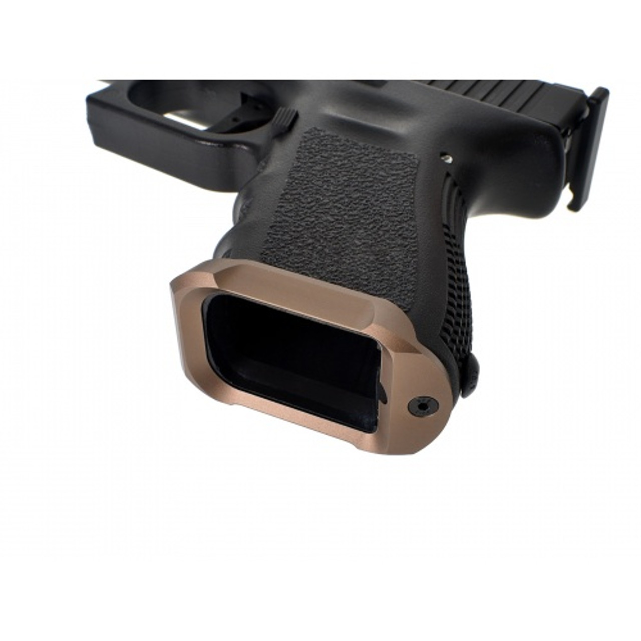 CowCow Technology - G19 Tactical Magwell - FDE