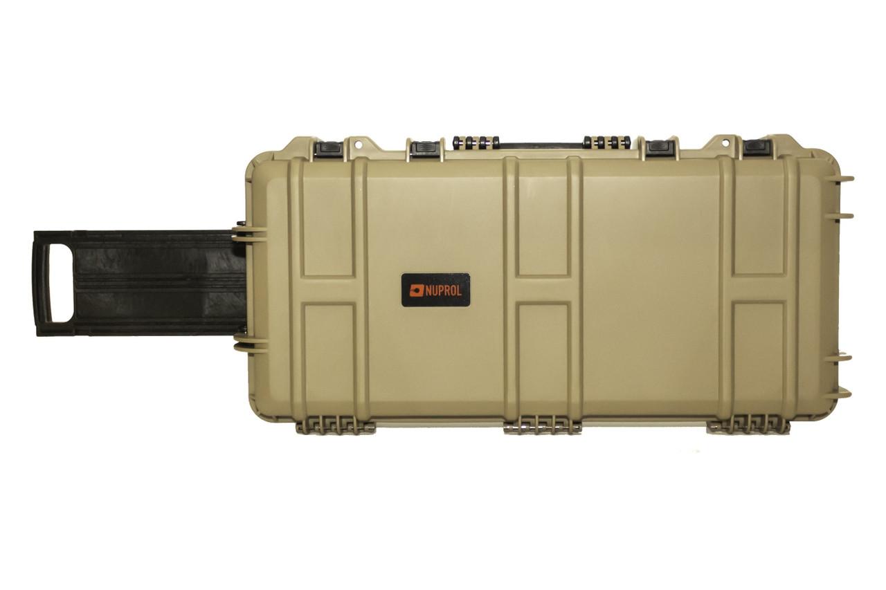 Nuprol Medium Hard Case (Pnp) - Tan