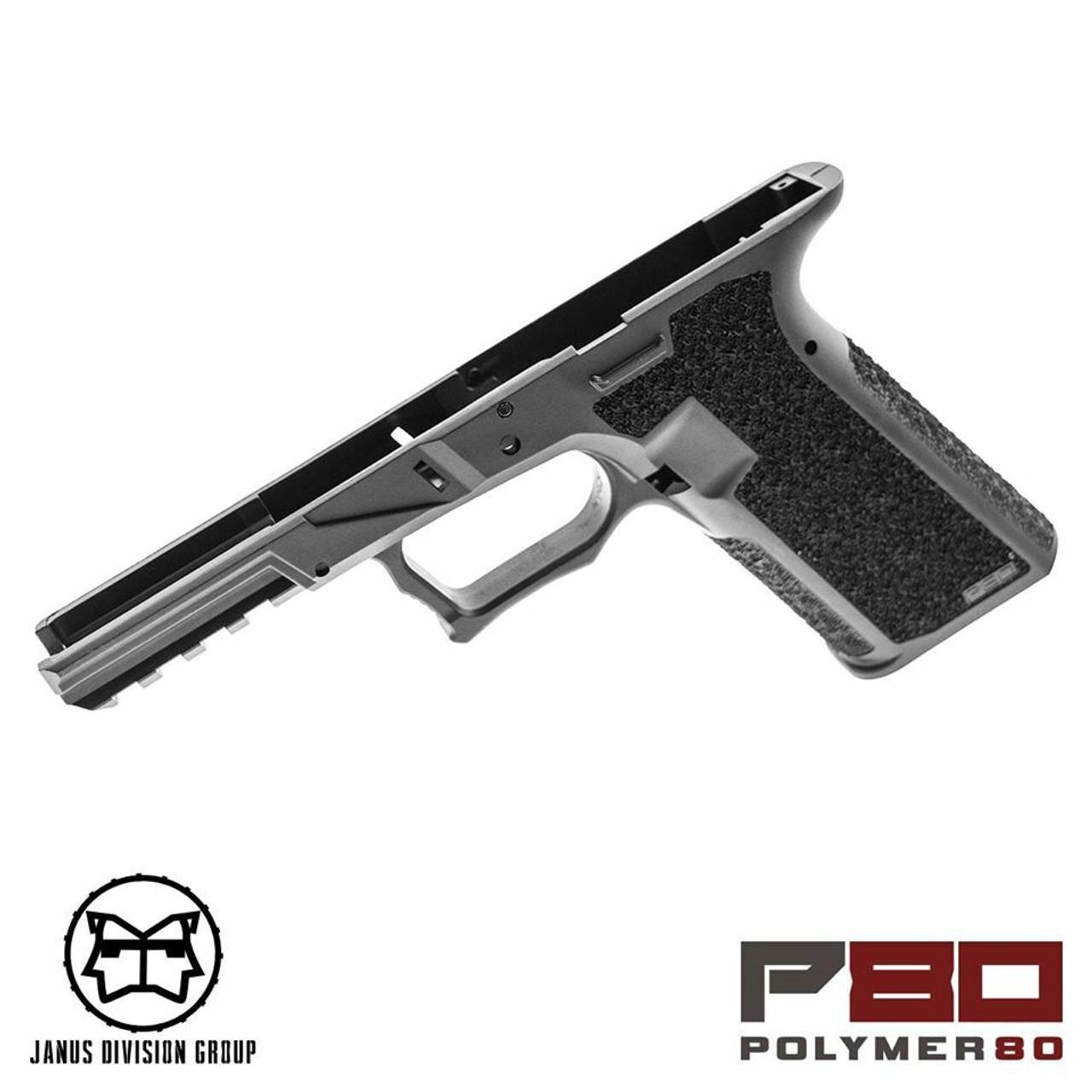 JDG P80 Frame for G17/18/22/34 Gen3 ( Umarex / Marui / WE ) - Grey