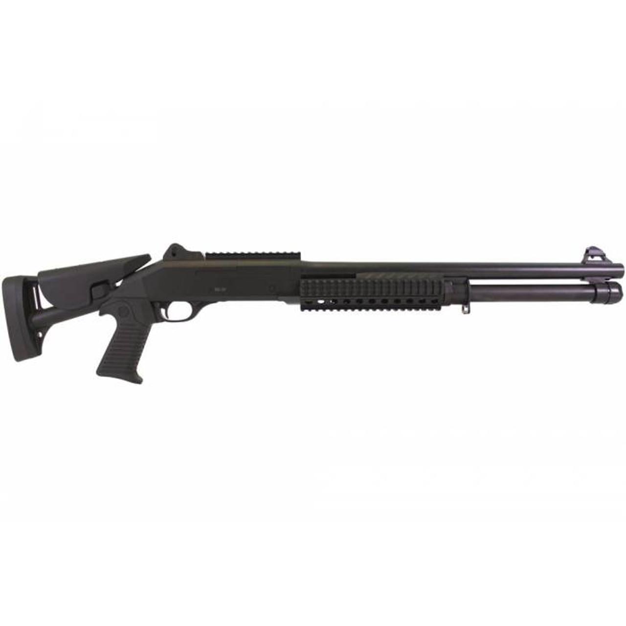 Nuprol Sierra Storm Bravo Tactical Shotgun - Black