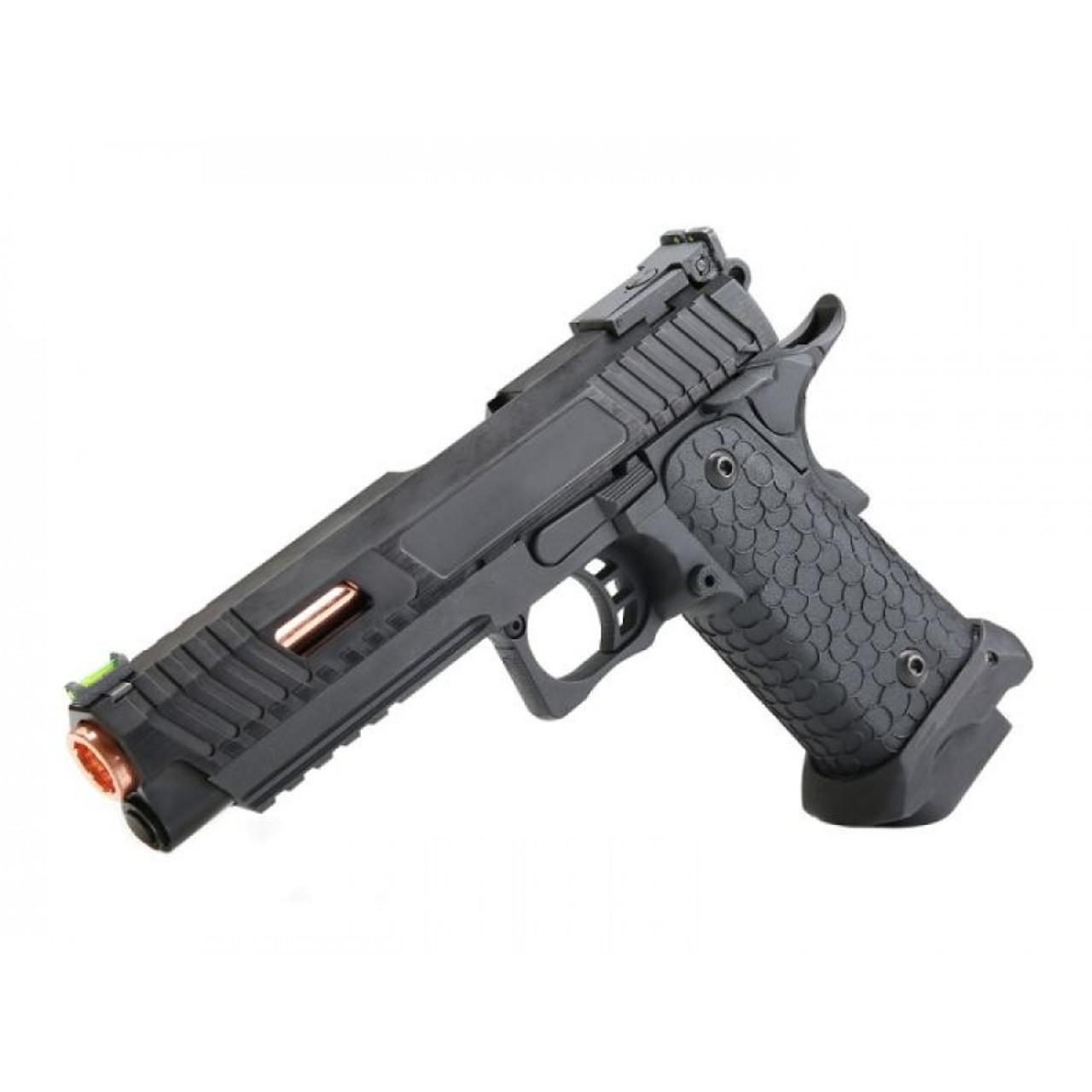 SRC Baba Yaga Combat Master Hi- Capa 5.1 Gas Pistol