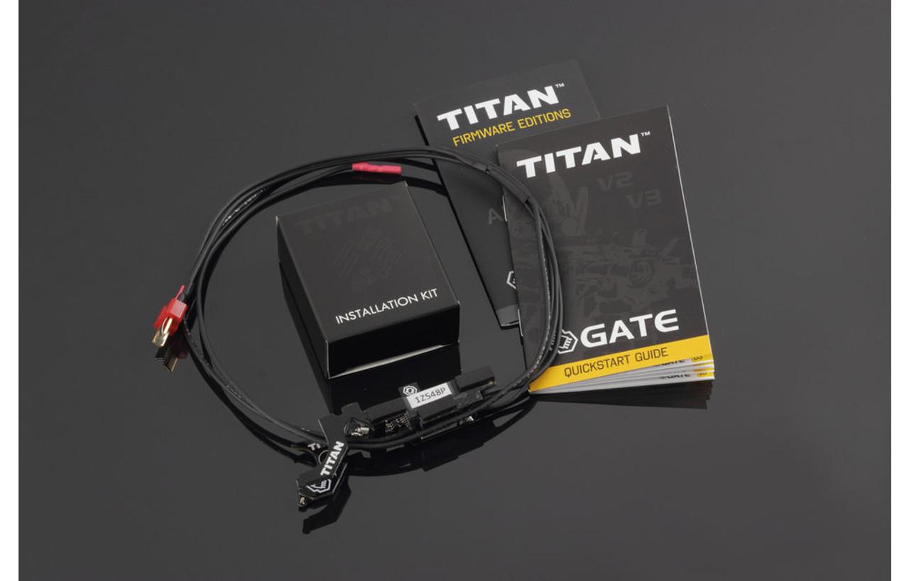 GATE TITAN V3 Basic Module