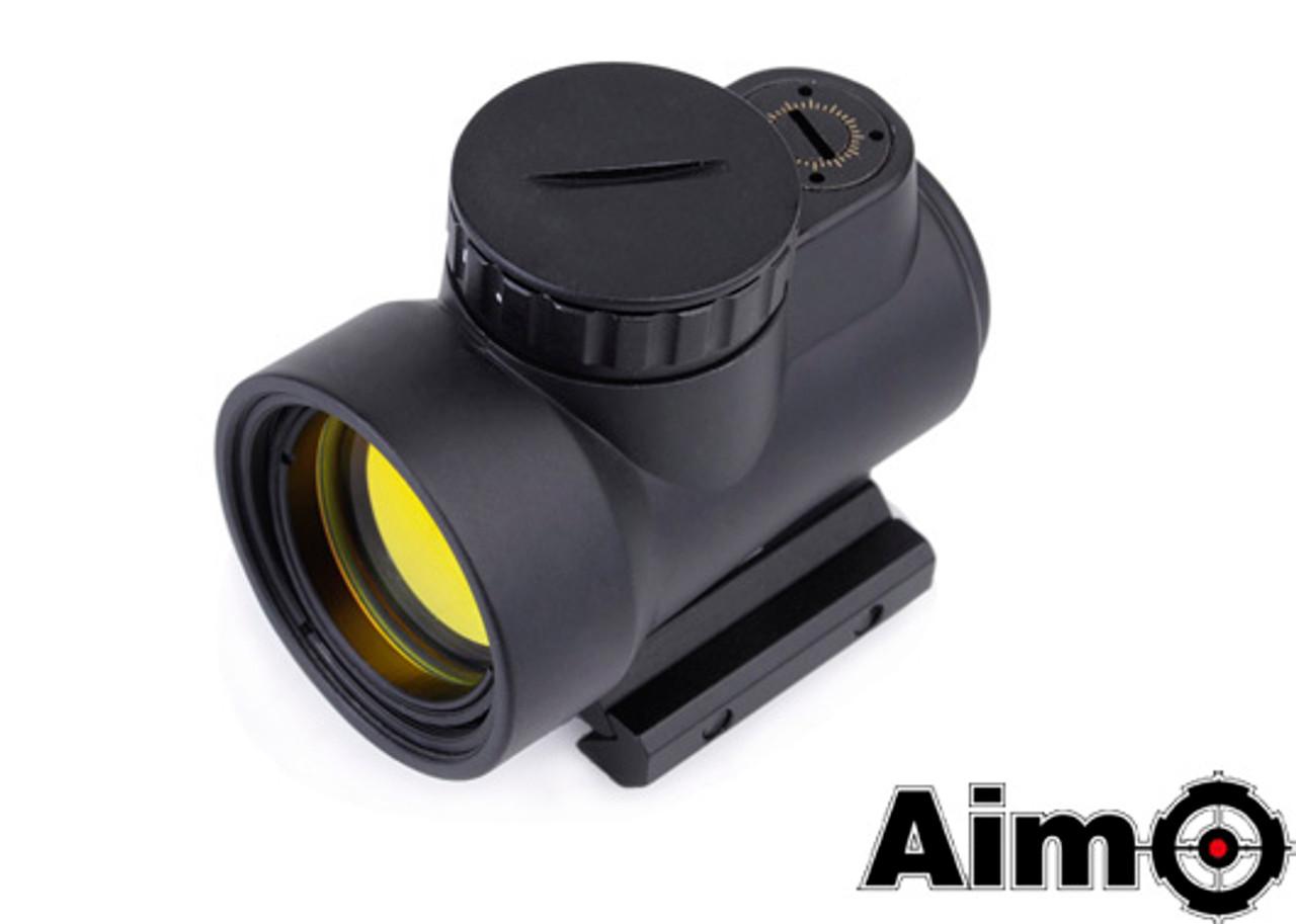 Aim-O MRO Red Dot Sight 2.0 MOA - Black