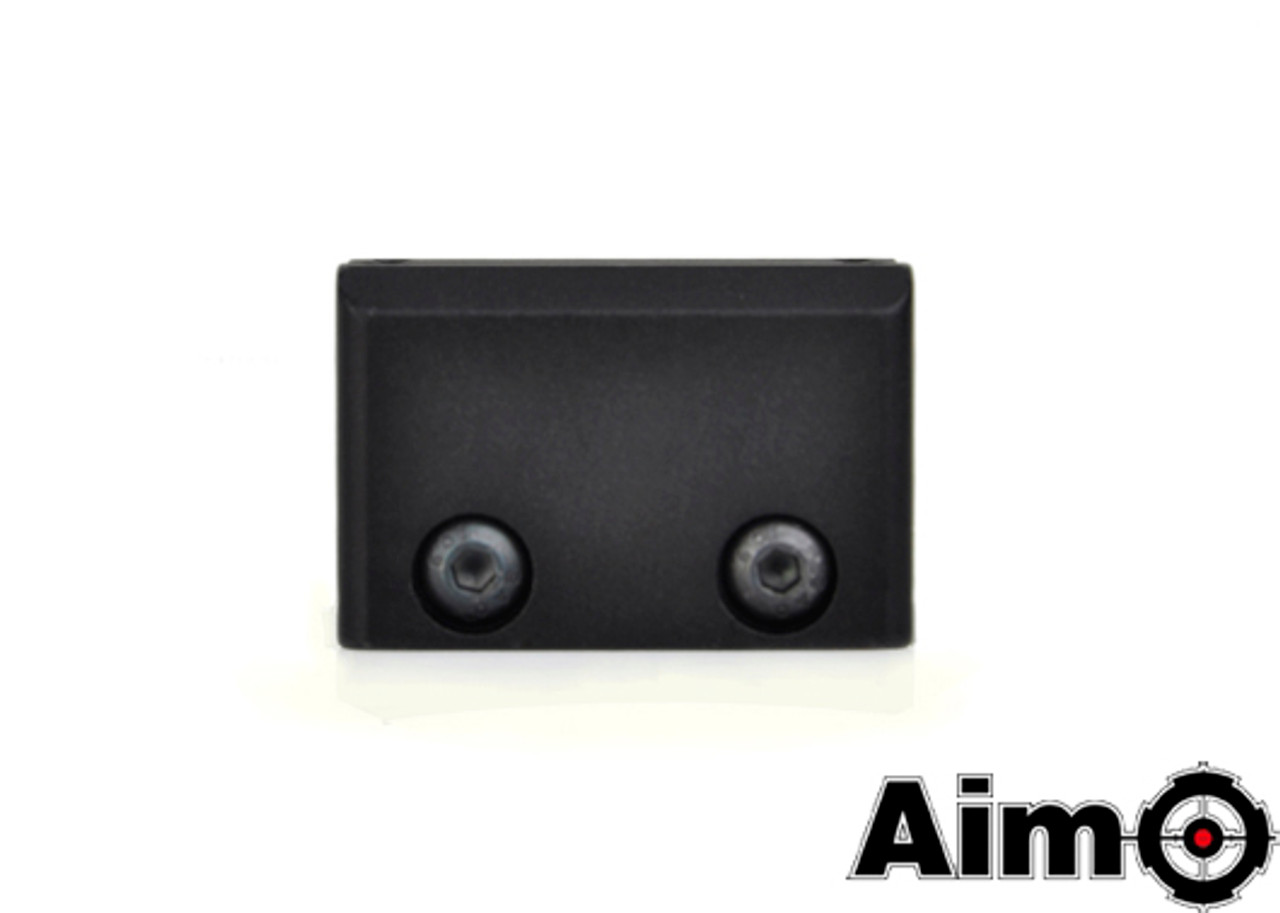 Aim-O MRO Full Co-Witness Mount - Black