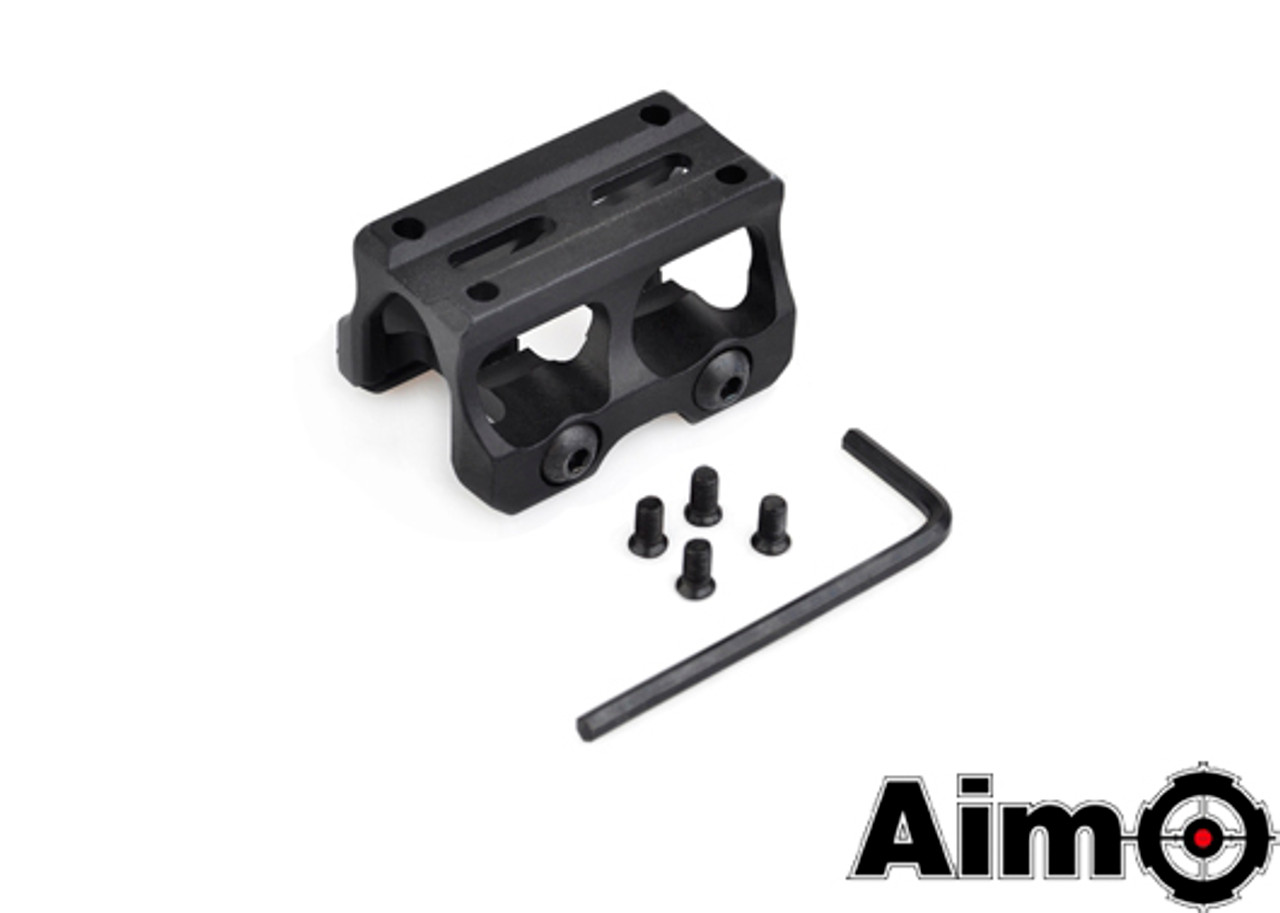 Aim-O BAD MRO Lightweight Optic Mount - Black