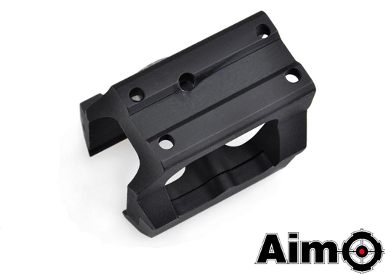 Aim-O Low Drag Mount for MRO - Black