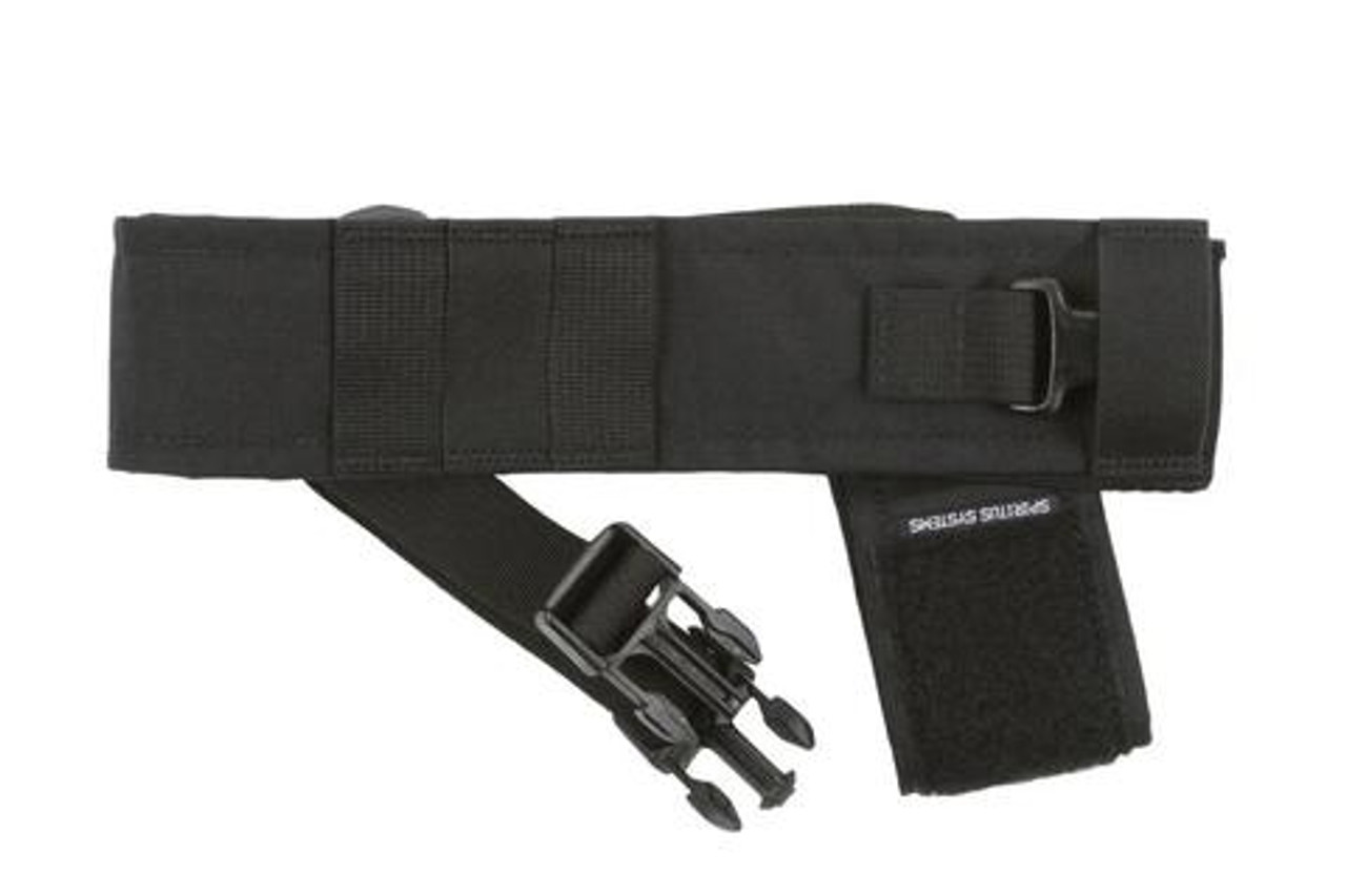 Spiritus Systems Micro Fight Fat Strap - Black