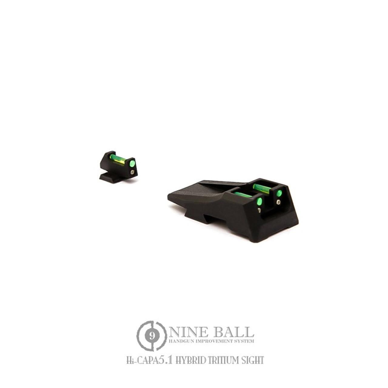 Nine Ball - Hi-CAPA5.1 HYBRID TRITIUM SIGHT