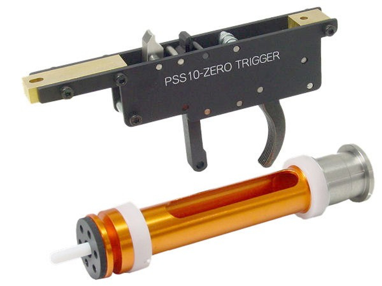 PSS10 Zero Trigger with High Pressure Piston ZERO