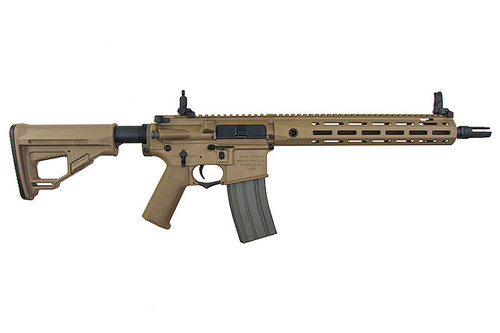 Ares Amoeba Octa Arms Pro SR16 AEG with EFCS Unit - Short/Dark Earth