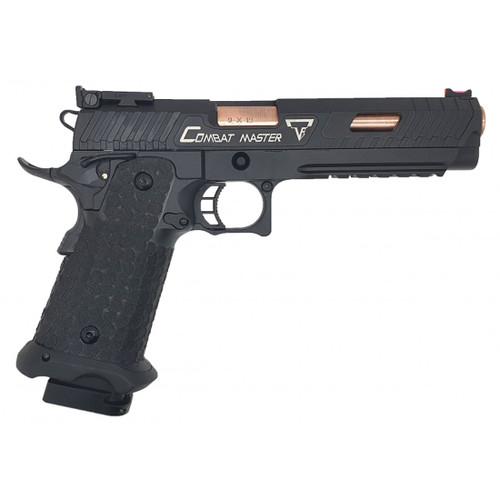Jag Precision Taran Tactical International Licensed JW3 TTI Combat Master GBB Pistol