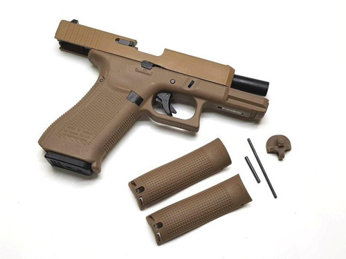 WE 19 Series XL Gen 5 GBB Pistol - FDE