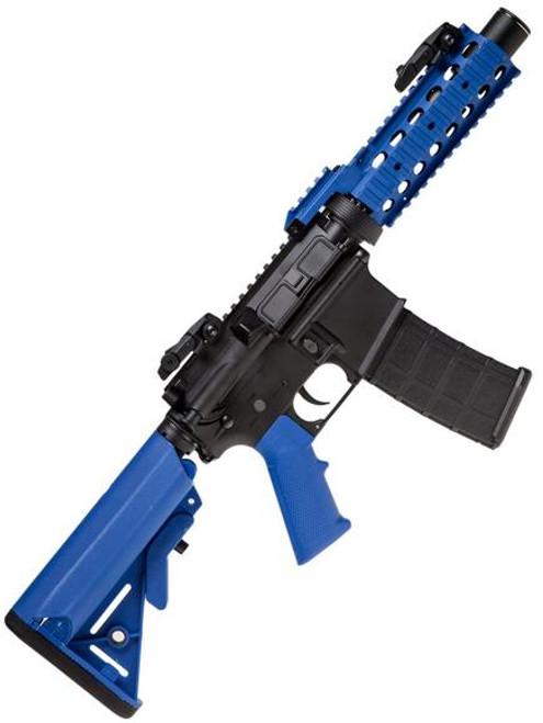 Nuprol Delta Pioneer Breacher AEG Rifle - Blue