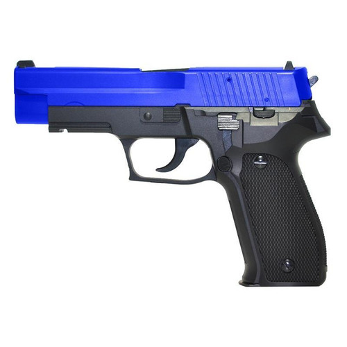 HFC GG-106 MK8 NBB Gas Pistol - Blue