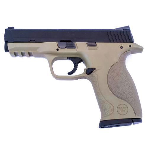 WE Big Bird GBB Pistol - FDE