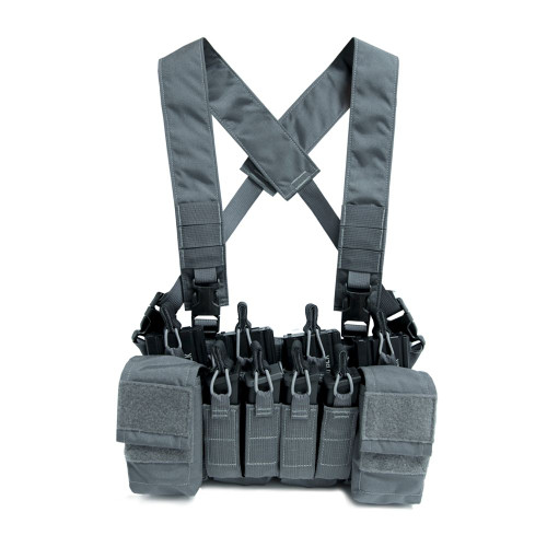 Nuprol PMC Micro B Chest Rig - Grey