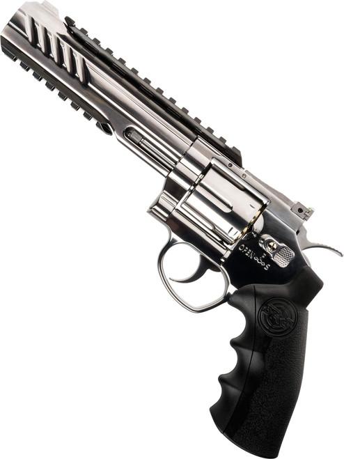 SRC 6 Inch Tital CO2 Revolver - Platinum