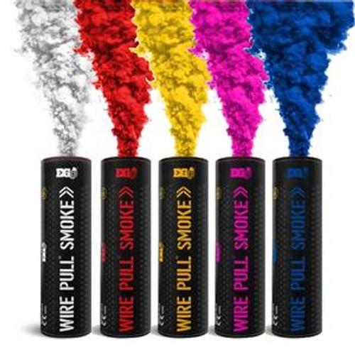 Enola Gaye - WP40 Wire Pull Smoke Grenades