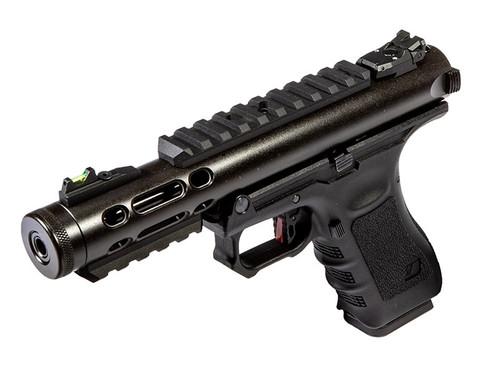 WE Galaxy G Series GBB Pistol - Black