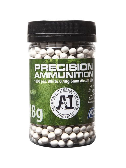 ASG 0.48g BBs Precision Ammunition - 1000