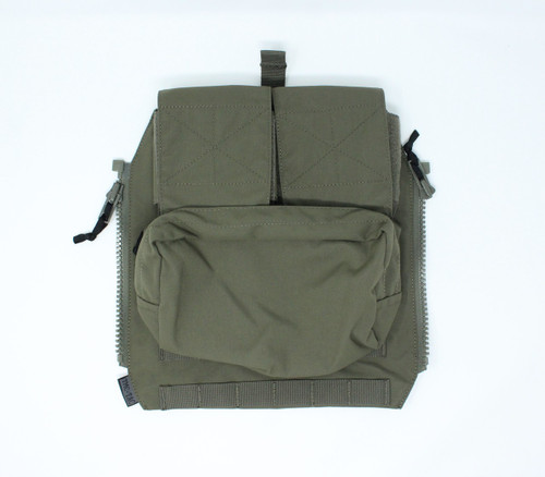 TMC Pouch Zip on Panel (RG)