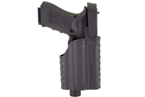 Nuprol EU Series with Torch Holster Black