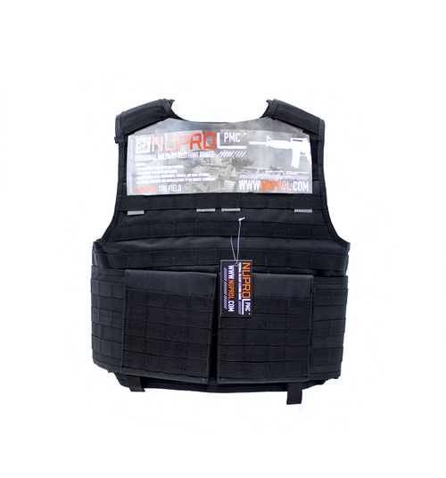 Nuprol PMC Plate Carrier Black