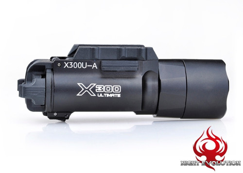 Night Evolution X300U Pistol Light - Black