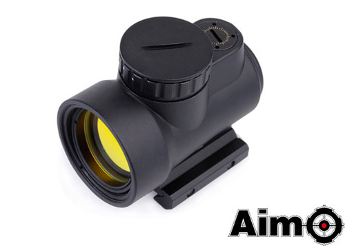 Aim-O MRO Red Dot Sight 2.0 MOA - Black