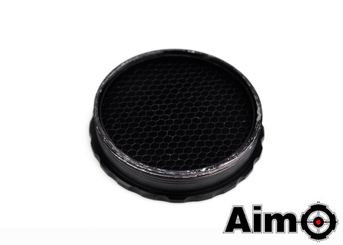 Aim-O Killflash for MRO Red Dot - Black
