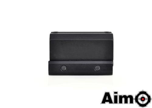 Aim-O MRO Full Co-Witness Mount - Black