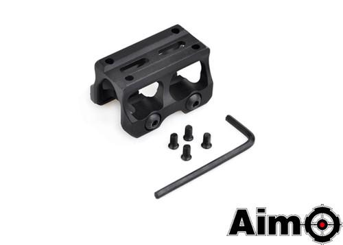 Aim-O BAD MRO Lightweight Optic Mount - Black