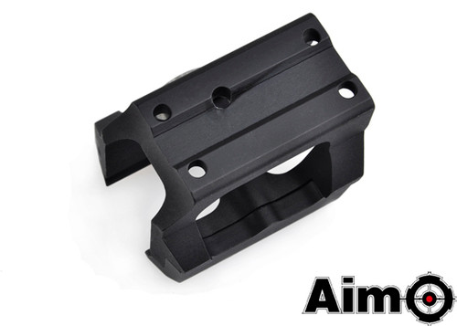 Aim-O Low Drag Mount for MRO - Black