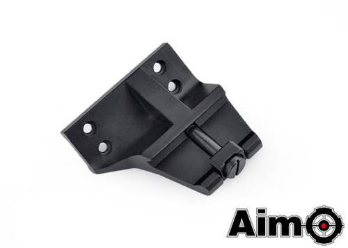 Aim-O KAC style 45° Offset Mount for T1/T2 - Black