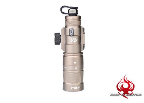 Night Evolution M300W KM1-A Scout Light Full Version - Dark Earth