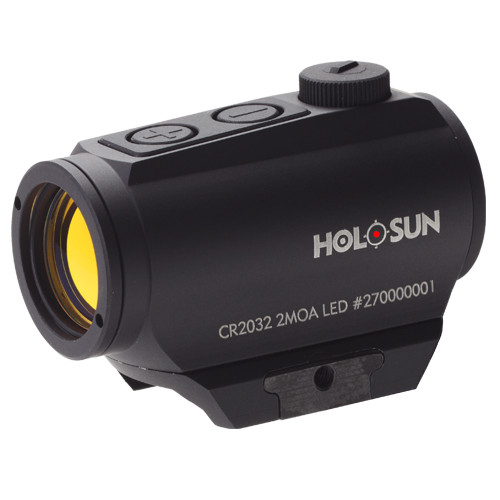 Holosun H403a Paralow 2 MOA Red Dot (50000hr Battery Life)